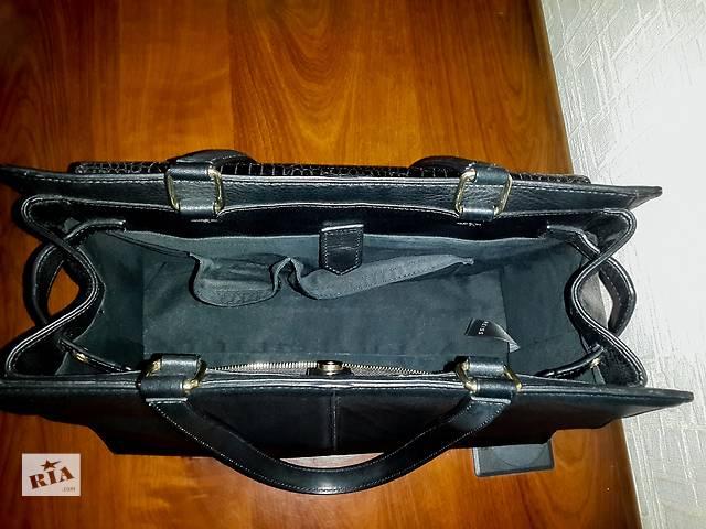 купить бу Продаю портфель женская сумка Reiss в Киеве