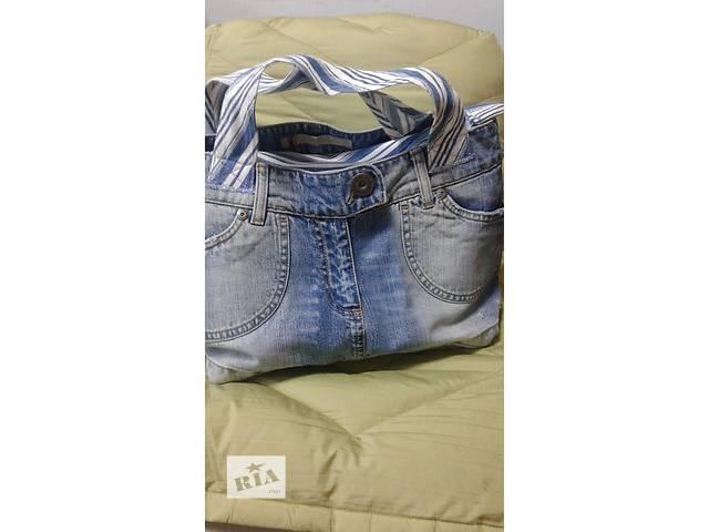 бу Сумки джинсовые в Луцке