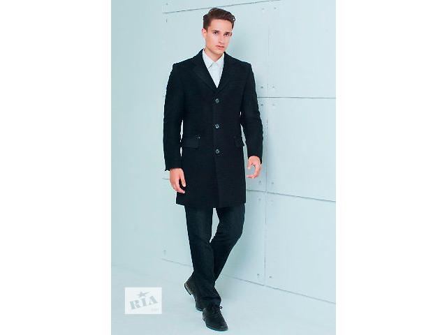 продам Мужское демисезонное пальто Sun's House S,E,B-500 (Bond) бу в Киеве