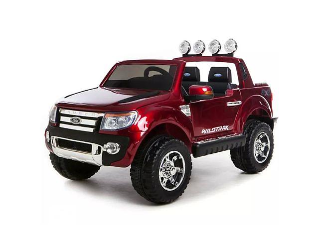 Супер! Детский электромобиль FORD RANGER F-150: 2 места, 90W, 9 км/ч - RED- объявление о продаже  в Киеве