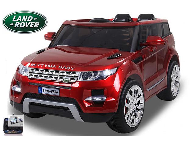 бу Супер! Детский электромобиль Range Rover 8888: 9 км/ч, EVA - RED PAINT в Киеве