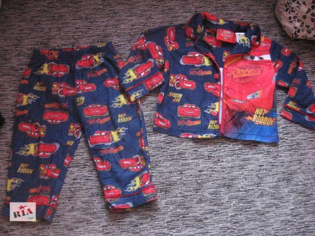 продам супер крутая пижамка с тачками моднику disney на 18 мес бу в Харькове