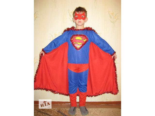 Супермен - карнавальный костюм на прокат- объявление о продаже  в Николаеве