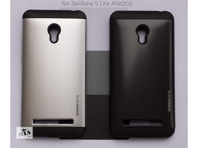 продам Суперзащищенный чехол Slim Armor для Asus Zenfone 5 Lite A502CG + пленка для экрана бу в Виннице