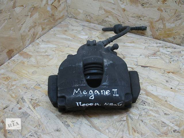 продам Супорт гальмівний передный лівий з колодками рено меган 2 Renault Megane 2 бу в Львове