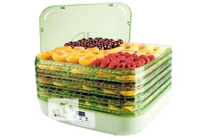 Сушилки для фруктов и овощей