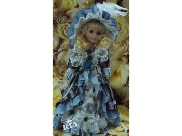 продам Кукла фарфоровая декоративная бу в Киеве