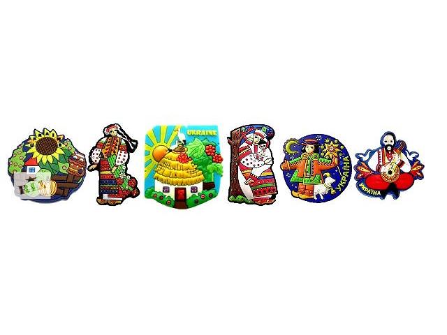 купить бу Сувенирные магниты об Украине - эффективный инструмент формирования украинского бренда в Киеве