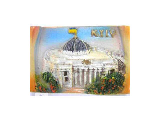 Сувенирные магниты - исторические места Киева, выполненные в технике 3D- объявление о продаже  в Киеве