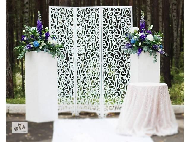 бу Свадебная арка, стол, стулья, декор в Житомире
