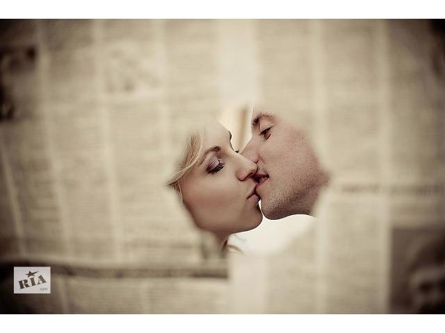 бу Свадебная видеосъёмка, фотосъёмка и тамада  в Украине