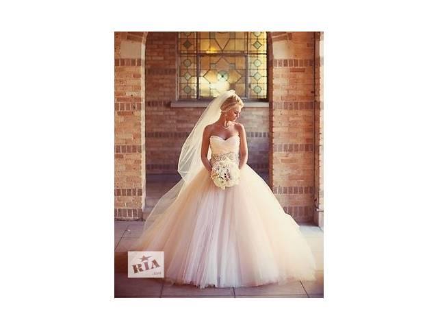 купить бу Свадебное новое платье за пол цены в Киеве