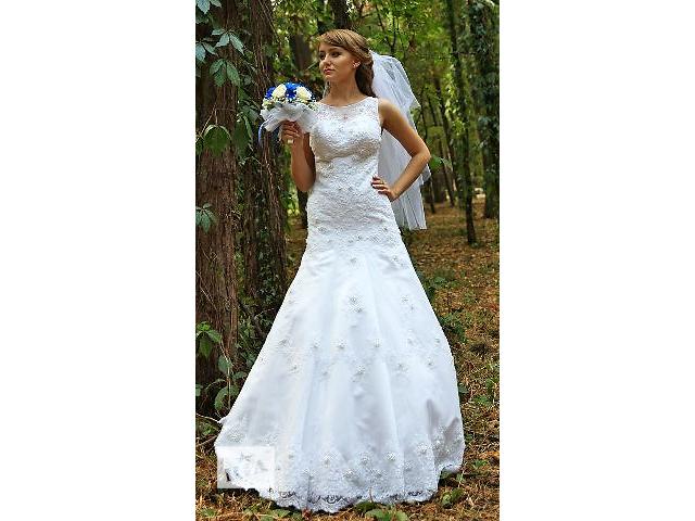 продам Свадебное платье Кардамон от ТМ Darling бу в Черкассах