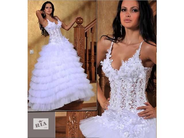 продам Свадебное платье Катюша, 44 размер бу в Киеве