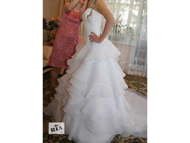 Свадебное платье продажа или оренда- объявление о продаже  в Виннице