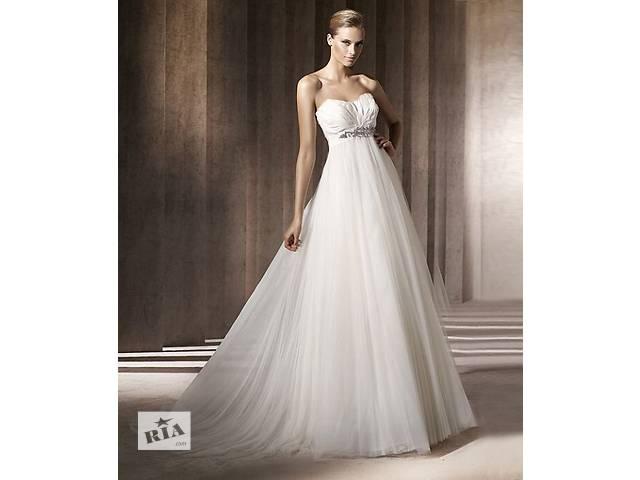 бу Свадебное платье Pronbovias Barcares в Борисполе