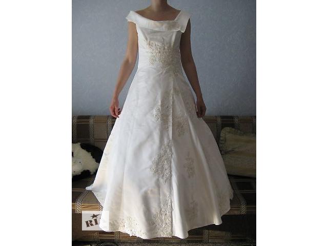 продам Свадебное платье бу в Киеве