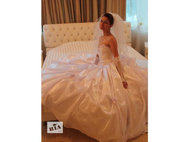 продам Свадебное платье 4000 рублей бу в Симферополе