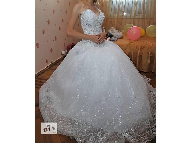 купить бу Свадебное платье в Киеве