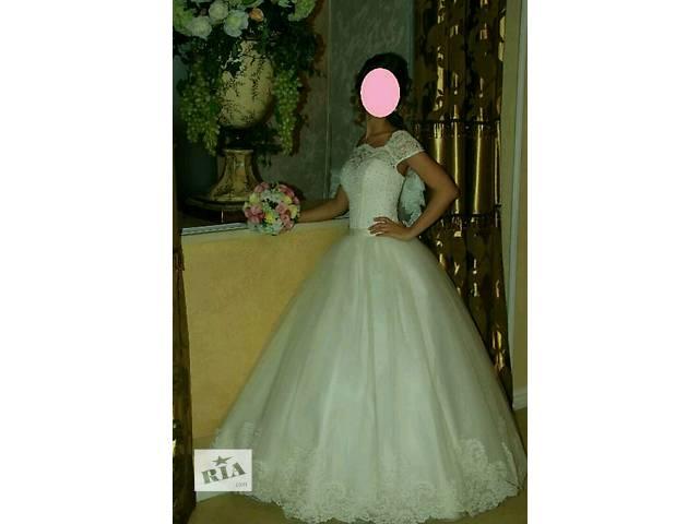 купить бу Свадебное платье в Харькове