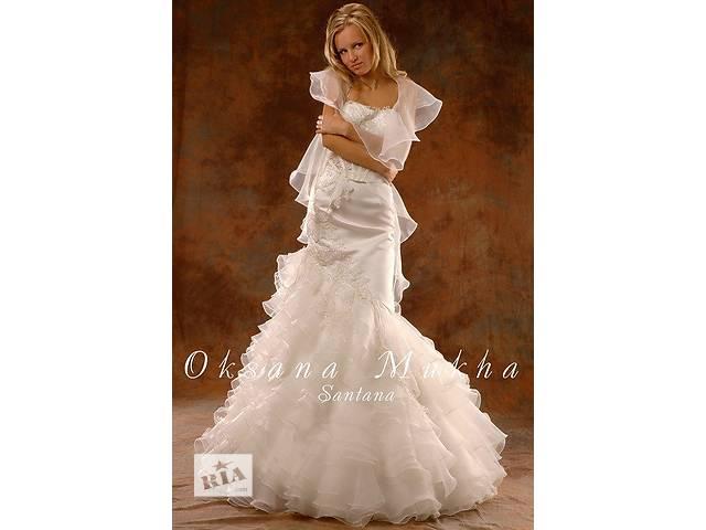 Свадебное  платье- объявление о продаже  в Одессе