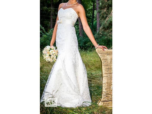 купить бу Свадебное платье в Богодухове