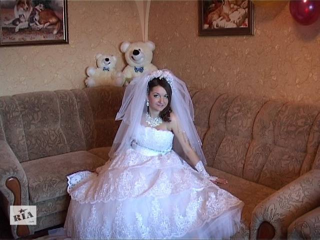 свадебное платье- объявление о продаже  в Харькове