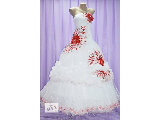 купить бу  Свадебное платье в Запорожье