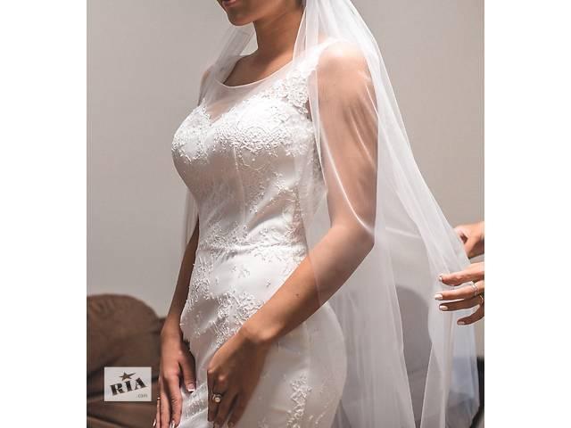 Свадебное платье- объявление о продаже  в Умани