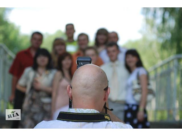 Свадебное видео, фото- объявление о продаже  в Запорожье