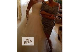 Свадебное платье 1 раз одевалось. без изъянов и хим. чисток