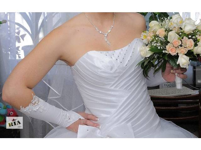 Свадебное платья- объявление о продаже  в Виннице