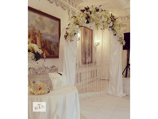 Свадебные арки недорого https://vk.com/wedding_fairies- объявление о продаже  в Киеве