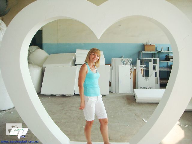 купить бу Свадебные арки, панно, ширмы, декор, буквы в Киеве