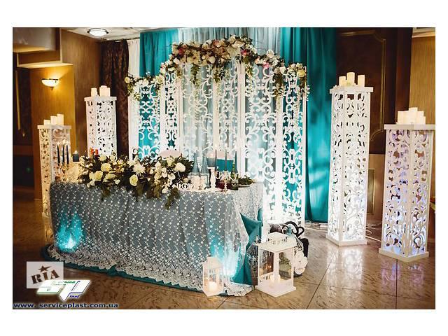 купить бу Свадебные арки, ширмы и колоны (стойки, подставки) в Киеве