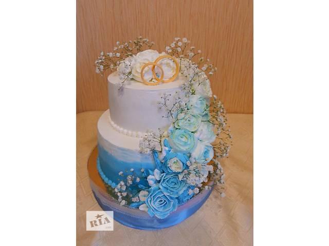 Свадебные торты караваи с фото киев купить
