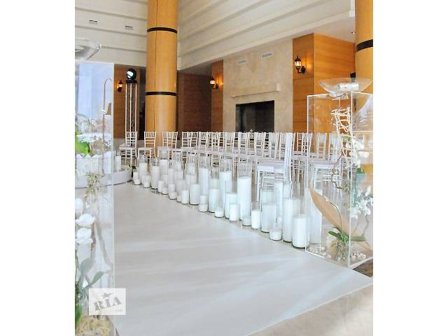 продам Свадебные насыпные свечи. бу в Харькове
