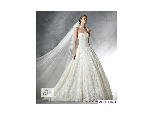 Свадебные платья за пол цены- объявление о продаже  в Киеве