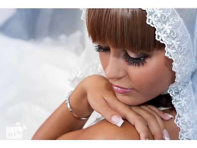 купить бу Свадебные прически/свадебный макияж/парикмахер/прическа/визажист-парикмахер в Киеве