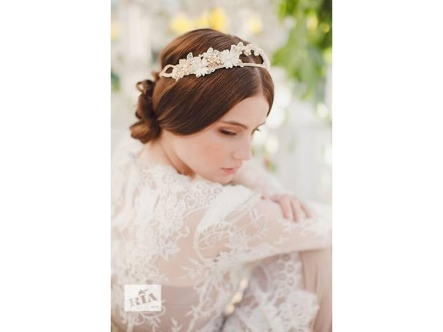 купить бу Свадебные прически Свадебный макияж Вечерние прически и макияж в Симферополе в Симферополе