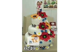 Весільний торт, коровай