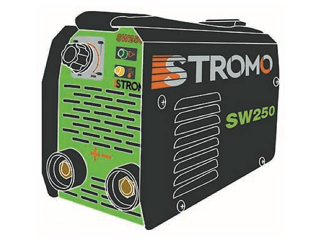 продам Сварочный инвертор Stromo SW-250,Украина бу в Харькове