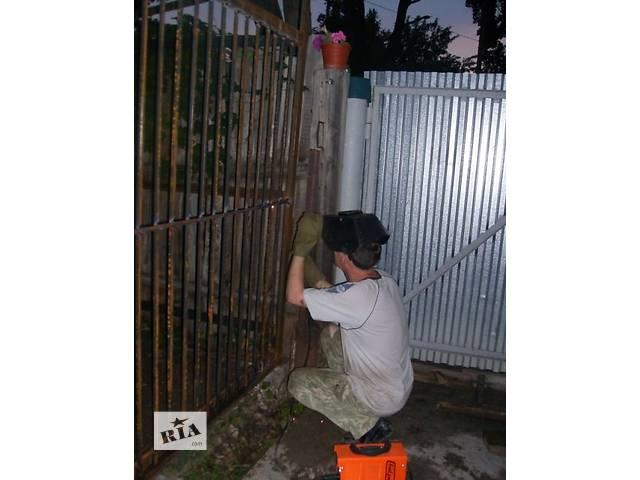 продам Сварщик мелкие домашние сварочные работы с гарантией слесарь сварка бу в Донецке