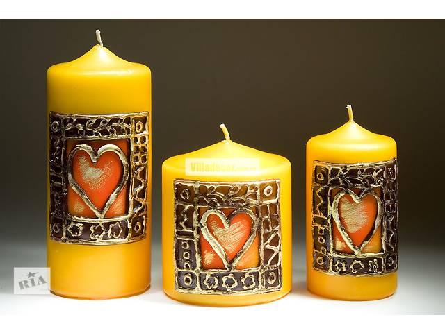 продам Свечи декоративные бу в Днепре (Днепропетровск)