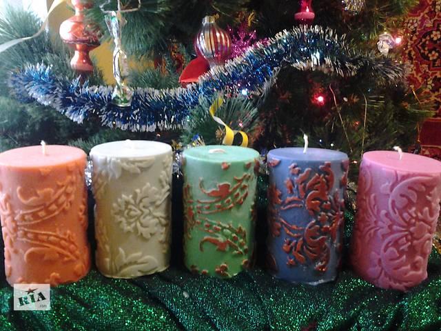 продам Свечи подарочные ручной работы бу в Ирпене