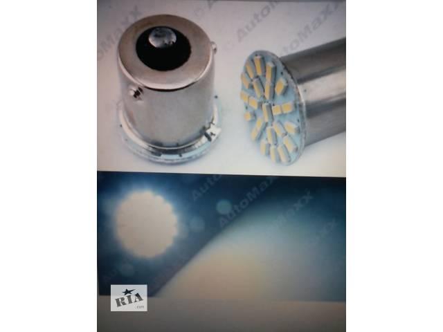 купить бу светодиодная лампа 1156 p21w (белый)  в Харькове