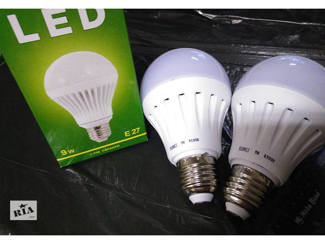 бу Светодиодная лампа 15W E27 220В в Ужгороде