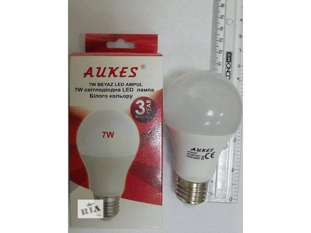 купить бу Светодиодная лампа  5w, 7w, 9w цоколь E27 в Киеве