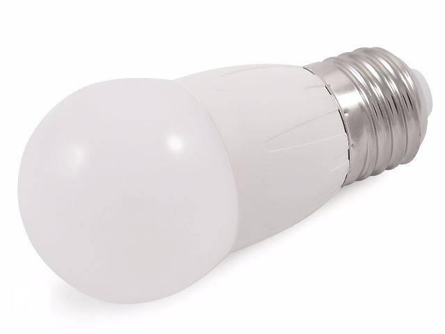 бу Светодиодная лампа B45AP Е27 6Вт 220V 4000K в Виннице