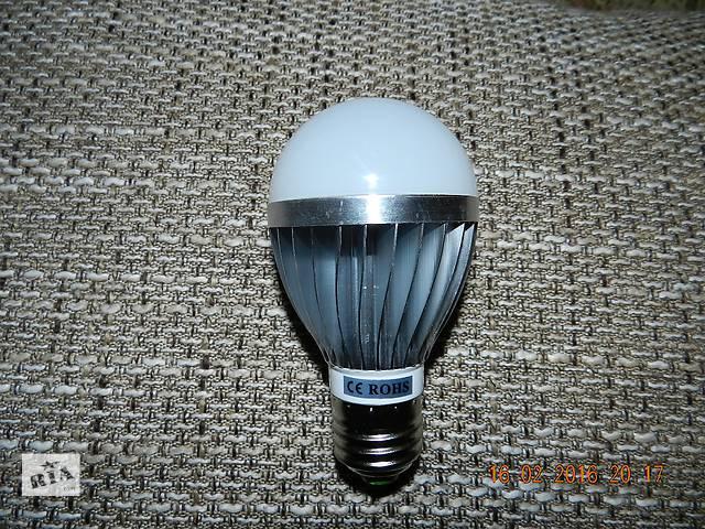 Светодиодная лампочка 25W E27 алюминиевая- объявление о продаже  в Львове